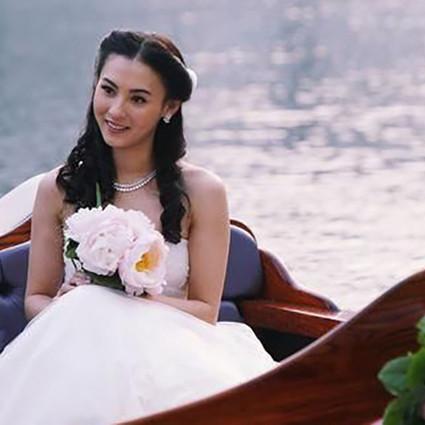 张柏芝是现实版千颂伊;可惜没遇到都教授那样保护她的男人!