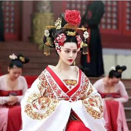 从武媚娘到杨贵妃,范冰冰把中国风吹遍世界的每个角落
