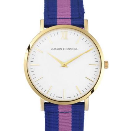 炎炎夏日你需要换上时髦透气的尼龙表带手表啦!