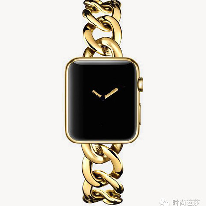 假如Apple Watch变成LV或者Chanel