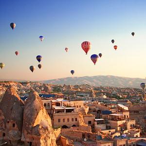 数数全世界十大热气球的好去处