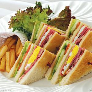 十分钟学会10种地道美味三明治做法  再忙再累也不能亏待自己的胃