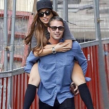 太佩服Lady Gaga的未婚夫,疯妹爱萌叔,一物降一物!
