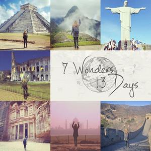 癌症女孩13天环游世界 人生哪有等来的精彩?