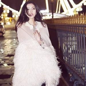 国外摄影师分不清冰冰,但都认识钟情高定的Lulu