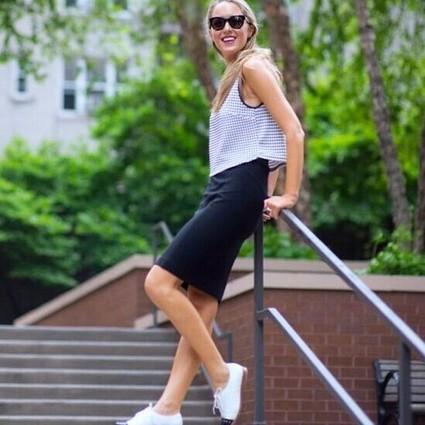 一双牛津鞋解决你一夏天的搭配难题!