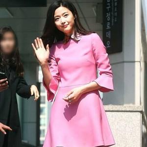 颜值再高也不够,穿对粉色才是真女神!