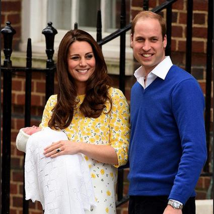 凯特生了小公主,英国人民把一辈子的逗比都拿出来了!