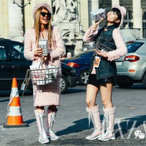 巴黎时装周街拍 | 全世界最会穿衣服的人都在这里