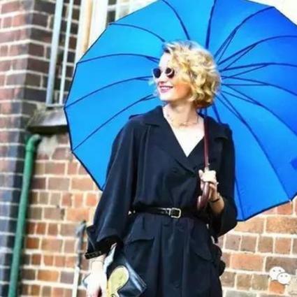天这么晒!再不撑把拽点的遮阳伞怎么敢出门?