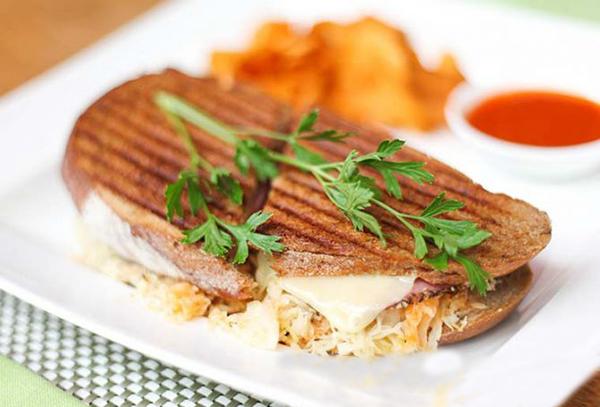 鲁本三明治