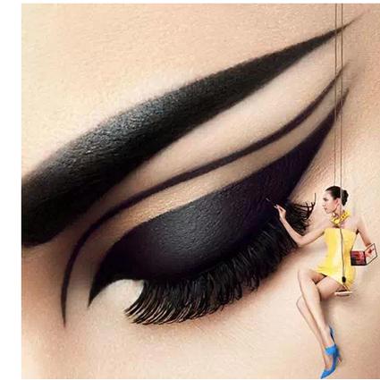 【美丽心机】开眼角?不如画眼线!