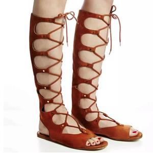 8款方便好穿的超热门罗马鞋,让你高效美到每根脚趾!