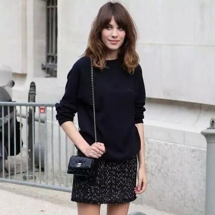 聪明的女人都懂得如何时髦又省钱,她们都买了能肩背的钱包!