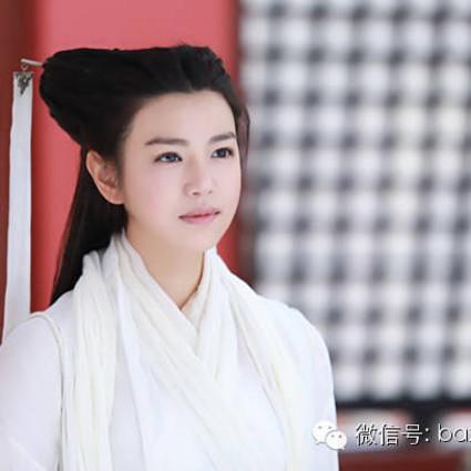 陈妍希的美,不是小龙女的高冷,而是沈佳宜的温暖