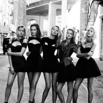 """人人都有小黑裙,可我能把它""""穿""""的更有味道!"""