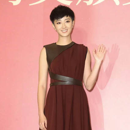 桂纶镁:短发女人也可以优雅和可爱!