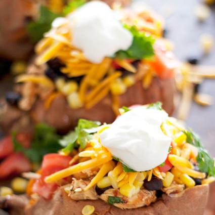 红薯的5种西式美貌吃法
