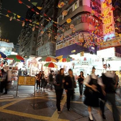 香港:在岛血拼,离岛写意