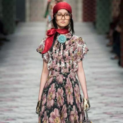 浪漫透顶,Gucci又时髦出了新高度!