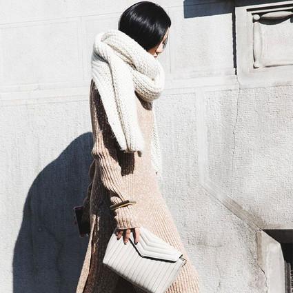 芭姐有办法|十几度的温差,怎么穿才能时髦保暖还不露破绽?