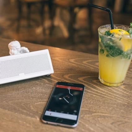 8款又美又便携的小音箱,让你一个人的时候再也不孤单