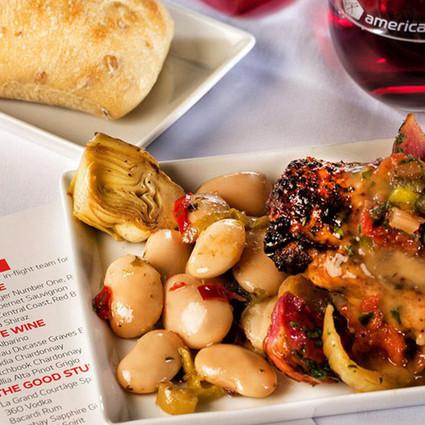 飞机餐达人点评 这4家航空公司的飞机餐最好吃