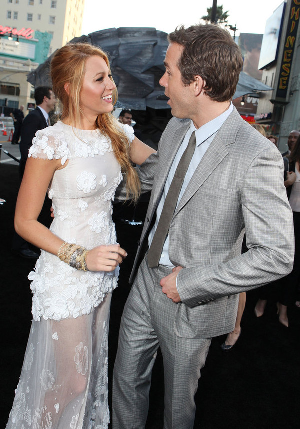Why Ryan Reynolds and Blake Lively Are the Cutest Couple 2