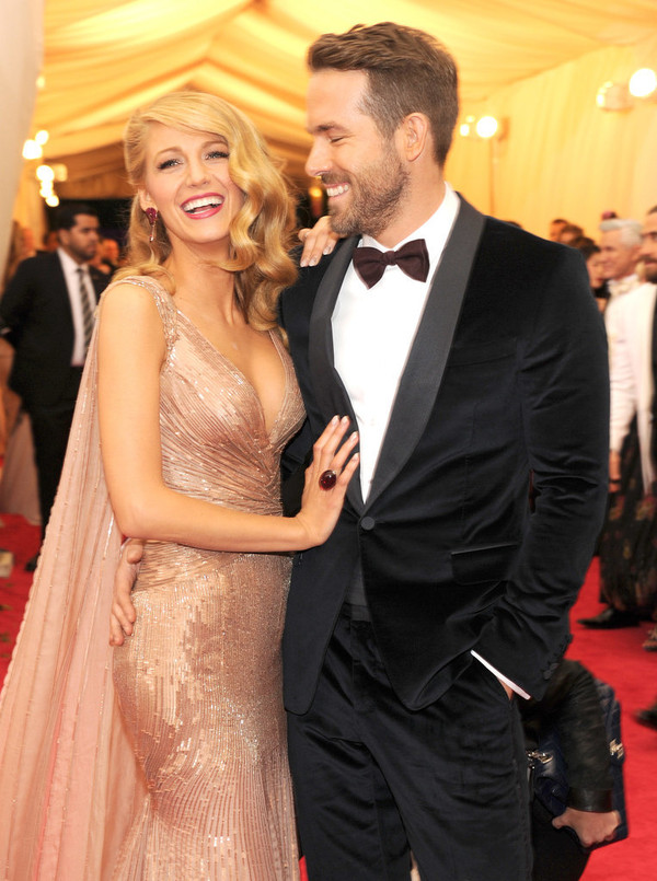 Why Ryan Reynolds and Blake Lively Are the Cutest Couple 24