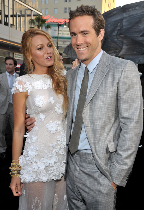 Why Ryan Reynolds and Blake Lively Are the Cutest Couple 1