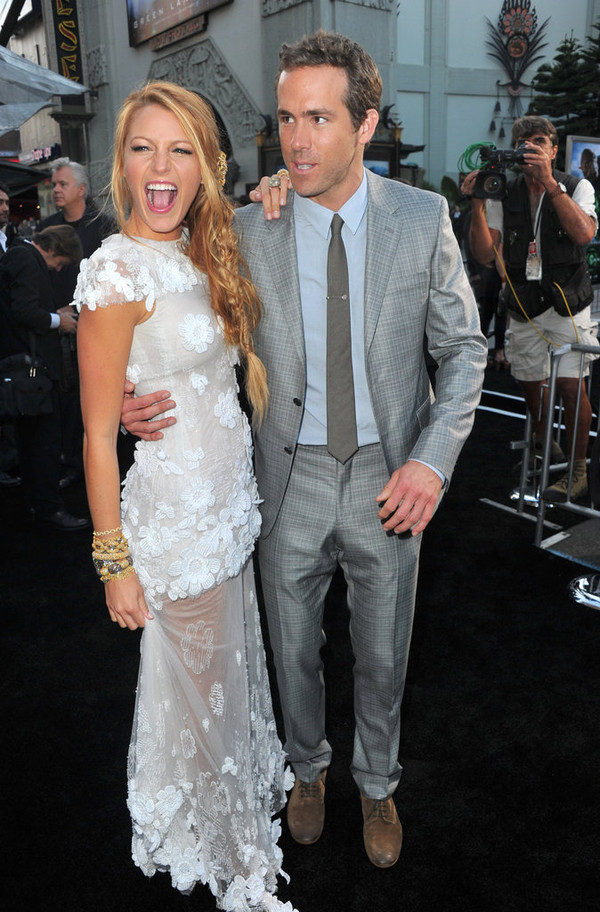 Why Ryan Reynolds and Blake Lively Are the Cutest Couple 22