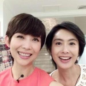 蔡少芬朱茵:有一种20年的好闺蜜,连老公都替代不了!