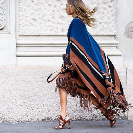 买包买鞋不如买条毯子,这个冬天最值得投资的单品就是它!