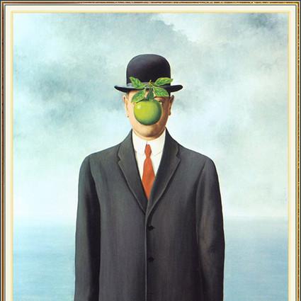 9月艺术展 超现实主义画家雷尼・马格利特个展