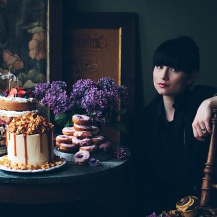 她说,唯有鲜花与Cupcake不可辜负