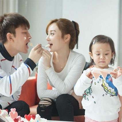 李小璐&贾乃亮:我想到最浪漫的事,就是一辈子逗你开心