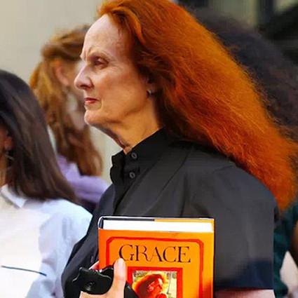 3月爱书会 《格蕾丝传》讲述时尚界风云50年