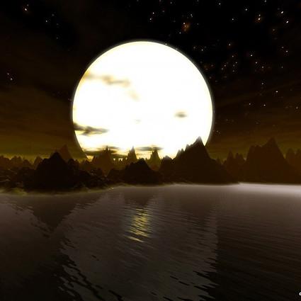全世界上镜的月亮都在哪儿