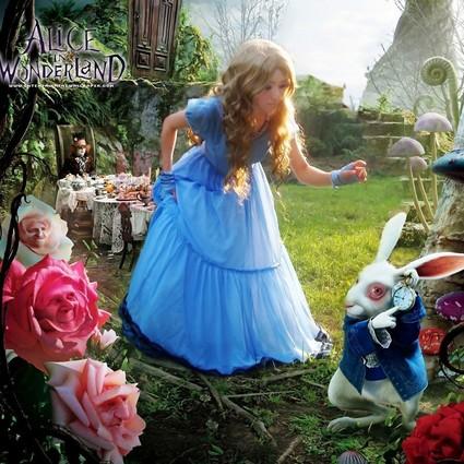 梦幻大PK,来看看各国版本的《爱丽丝梦游仙境》