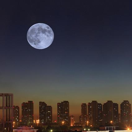 中秋节朋友圈不晒月饼拼才艺 月亮代表我的心