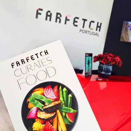 4月爱书会 Farfetch推出美食书籍
