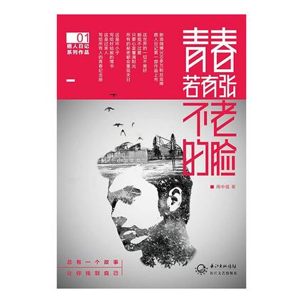 5月爱书会 痞人日记首部杂文集《青春若有张不老的脸》
