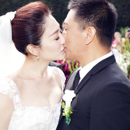 39岁李小冉完婚,每个敢爱敢恨的女孩都值得最好的幸福!