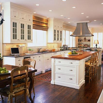 这样的厨房,让你每天都想待在里面做菜