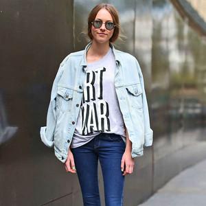 芭姐有办法|买牛仔外套的时候,你有考虑过选深色还是浅色吗?