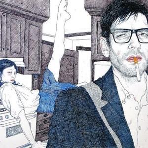 """""""我喜欢画熟悉的人,因为熟悉使得我和他都感觉到轻松。"""""""