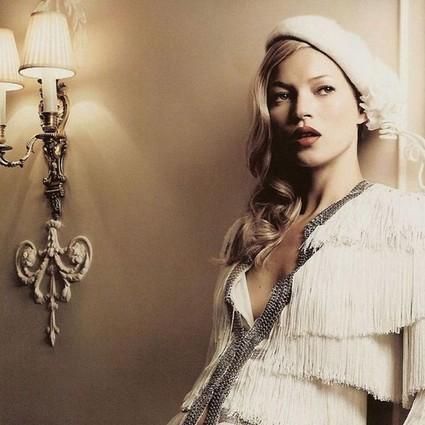 人红屋更美,当国际超模Kate Moss转行做室内设计