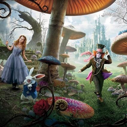 重返梦境:《Alice in Wonderland 2》首支前导预告