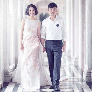 汪涵&杨乐乐 | 最好的爱情就是和你简单的在一起,细水长流的走下去!