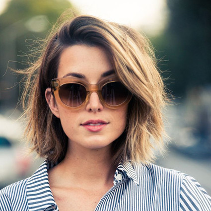 美一课 | 敢剪短发颜值略高?快来测测你的颜值有多高!